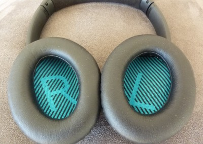 Bose qc-25 : écouteurs gauche et droit